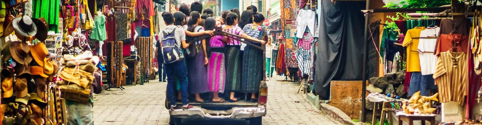 Guatemala: Service Learning