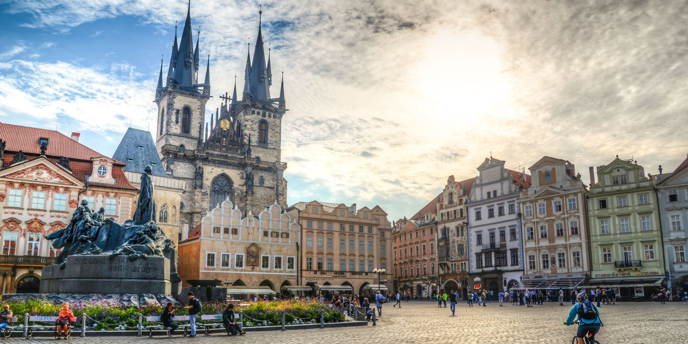Central Europe (Germany / Czech Republic): Architecture