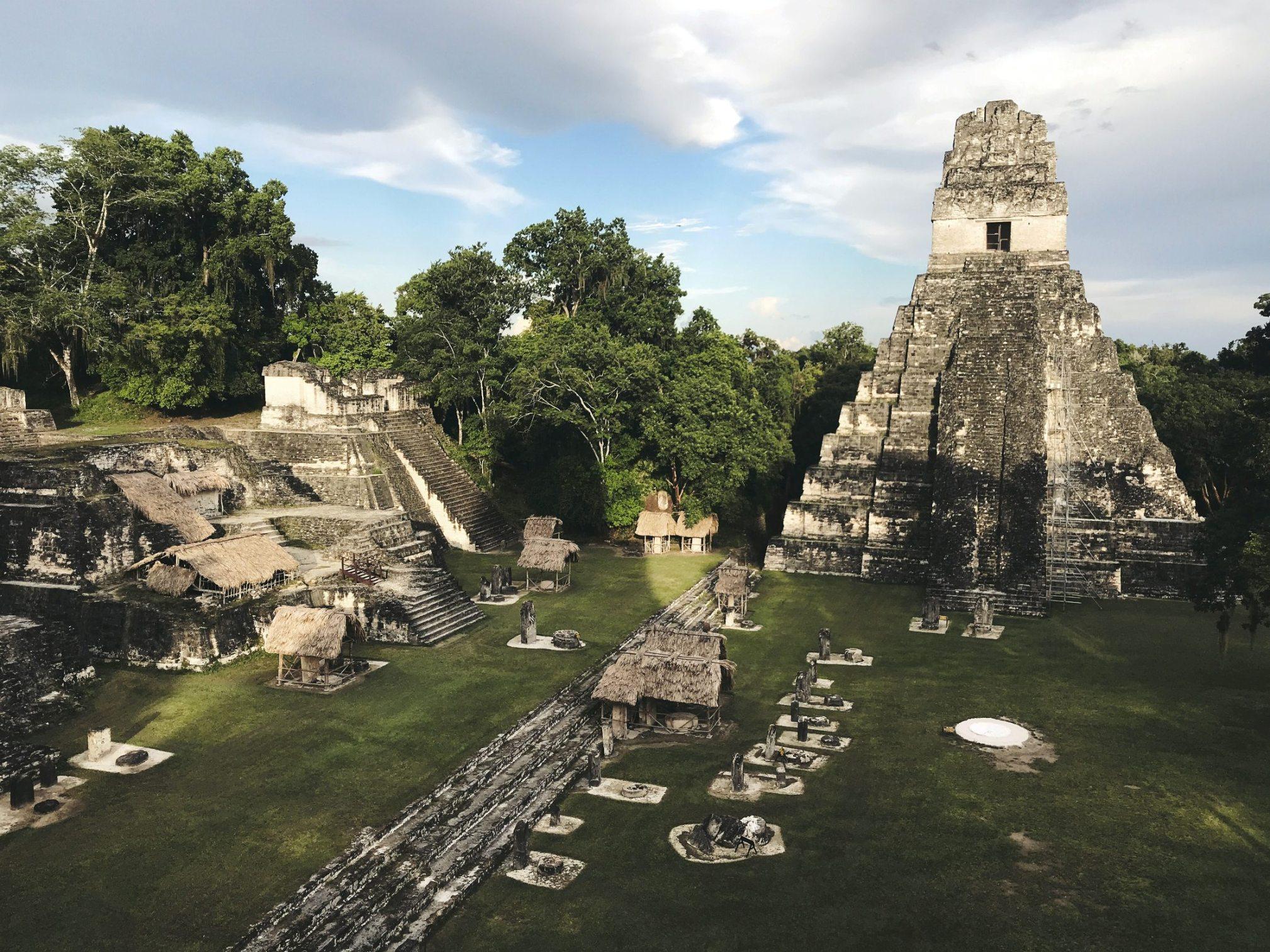 Belize & Guatemala: Anthropology & Archaeology