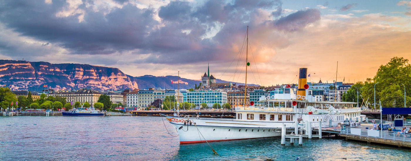 Geneva, Switzerland: Business Studies