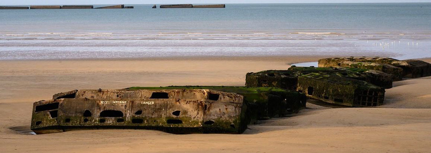 England, France, Belgium & Germany: World War II