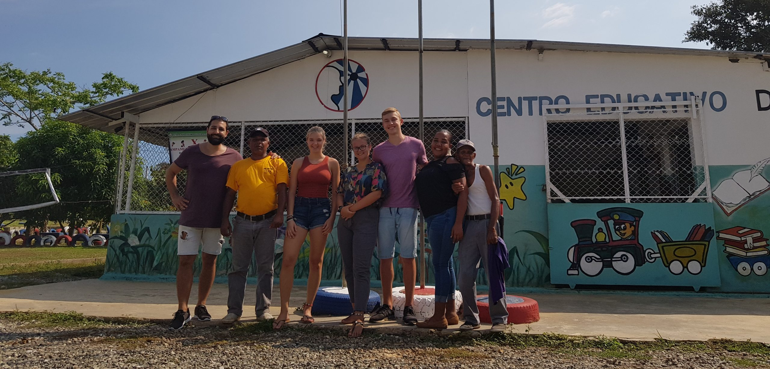 Dominican Republic: Service Learning